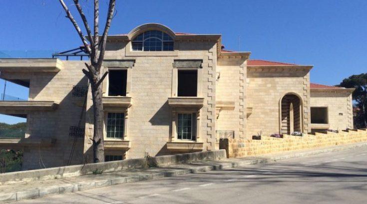 El Turk Villa – Broumana