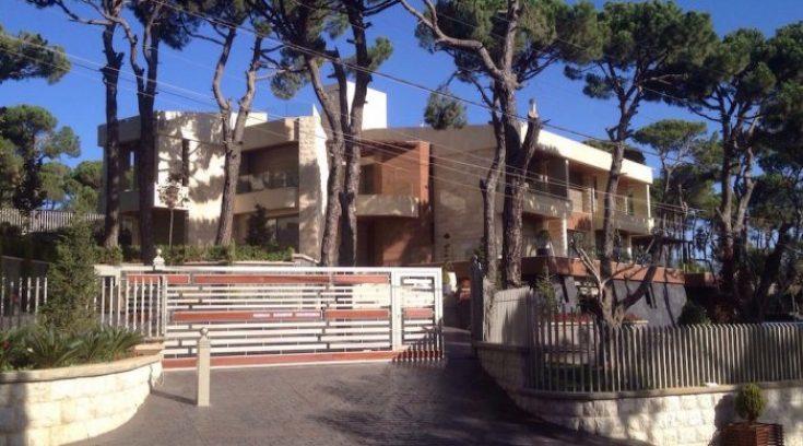 Villa Haddad – Bois de Bologne